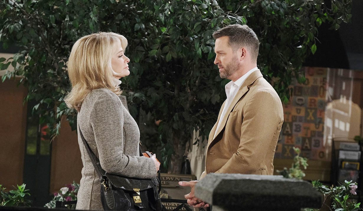 Photos: Stefan's Shooting on Days of our Lives October 3