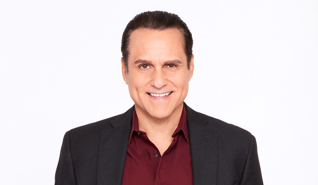 Maurice Benard from General Hospital