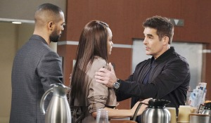 rafe talks to other cops days of our lives