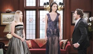 ridge with forrester models on bold and beautiful
