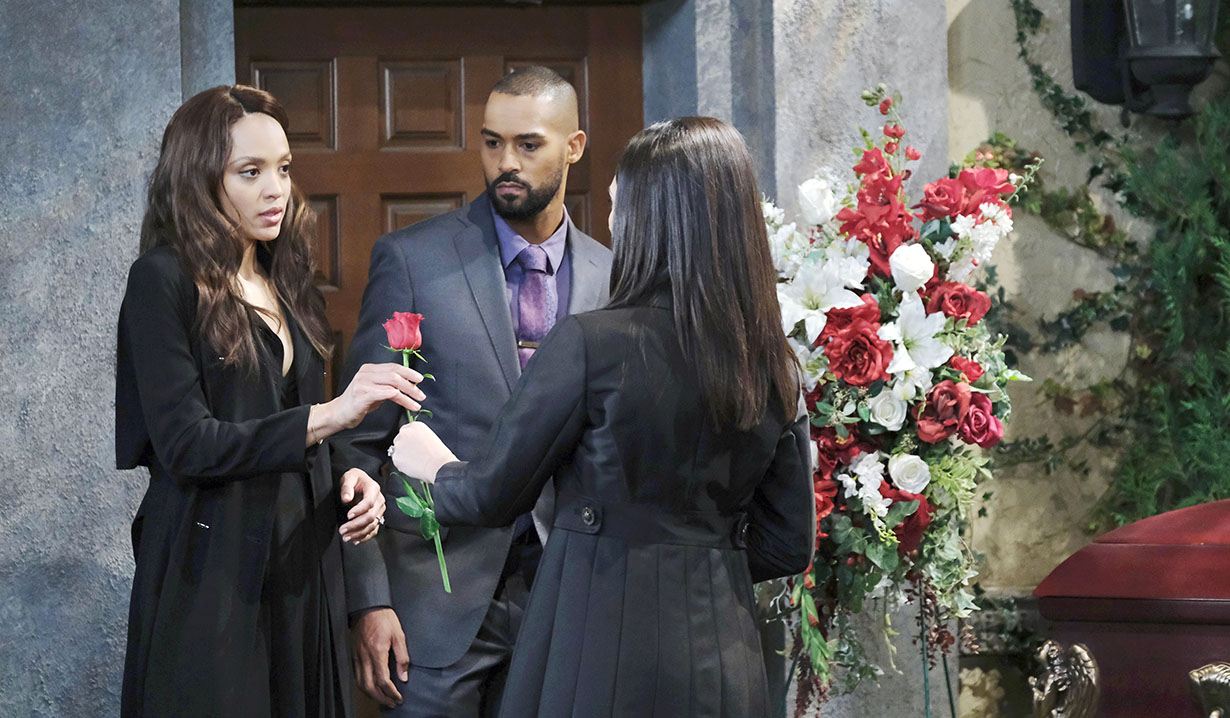 Photos: A Funeral and a Proposal on Days of our Lives October 24, 2019