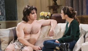 xander and sarah sofa days of our lives