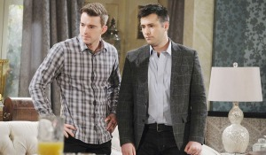 will and sonny at home days of our lives