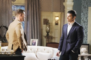 brady talk xander baby days of our lives