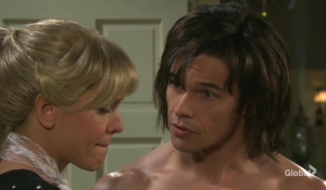 nicole upset with xander days of our lives