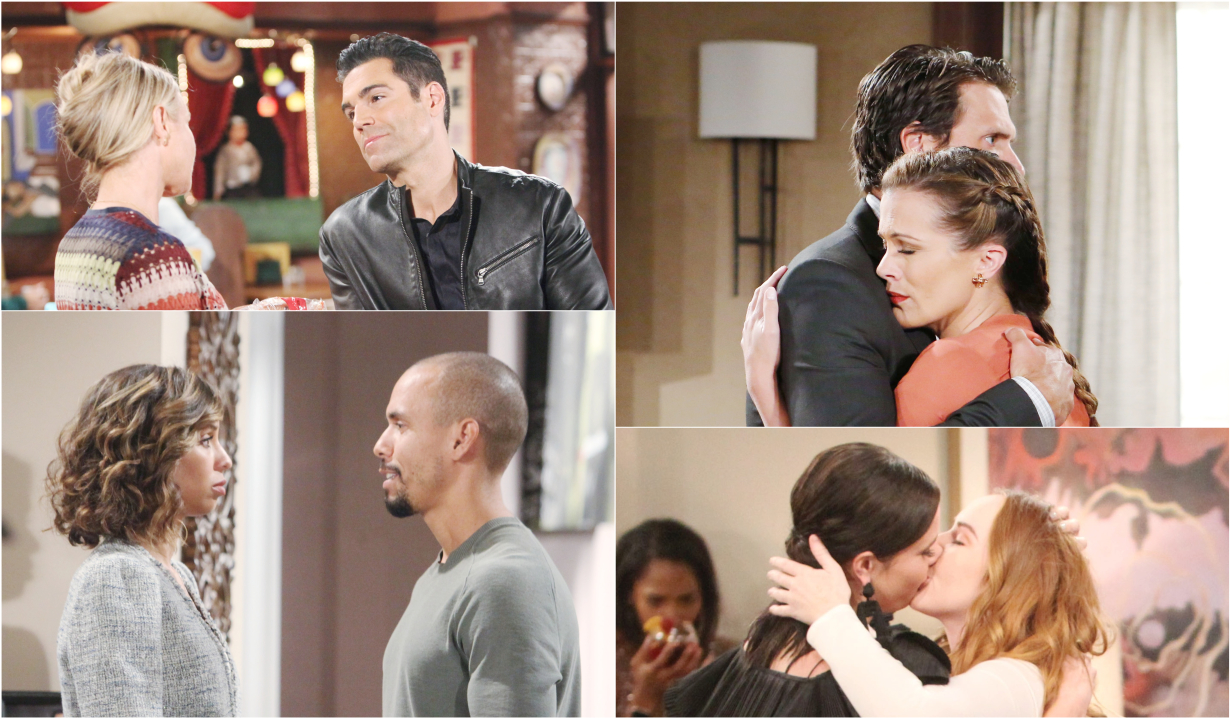 The Young and the Restless couples poll