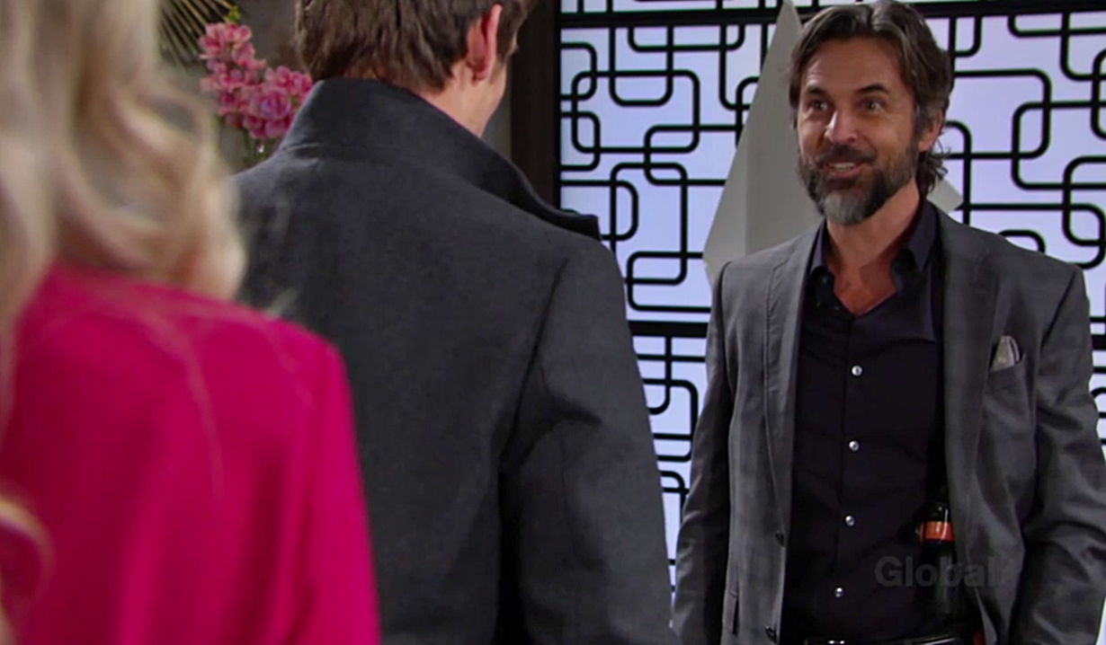 Abby, Adam, Simon Young and Restless