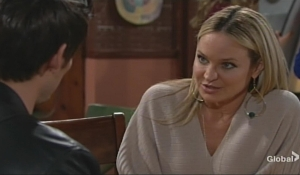 Adam and Sharon talk Young and Restless