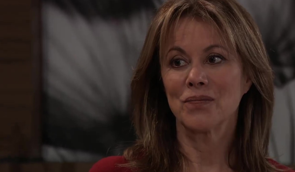 Alexis is questioned by Kendra General Hospital