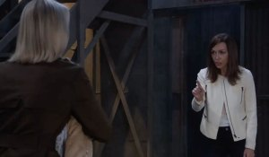 Anna tries to bargain on General Hospital