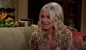 Ashley offers Theo job Young and Restless