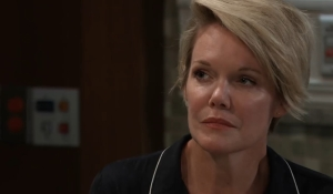 Ava is confronted by Valentin General Hospital