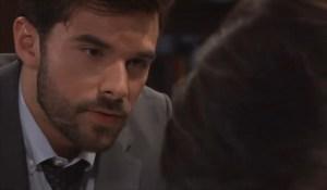Chase asks Finn about Violet General Hospital