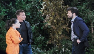 Chase talks to Sam and Jason General Hospital