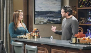 Chelsea tells Nick what Adam has demanded Young and the Restless
