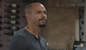Devon wants Colin locked up Young and Restless