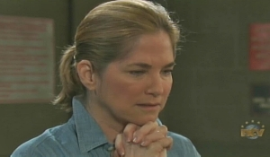 Eve in jail Days of our Lives