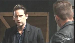 Franco and Jason talk options General Hospital