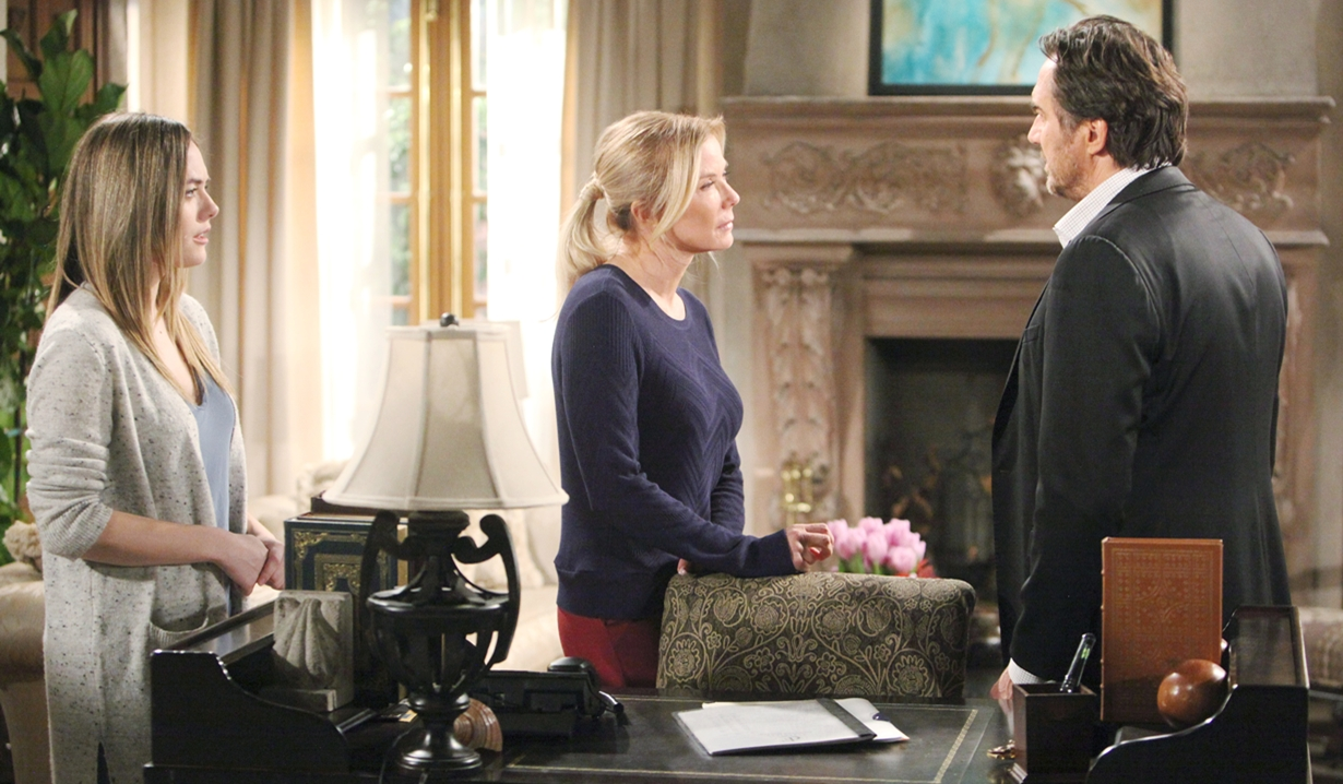 Hope Blurts Thomas Is Dead As Ridge Confronts Her and Brooke - Soaps.com