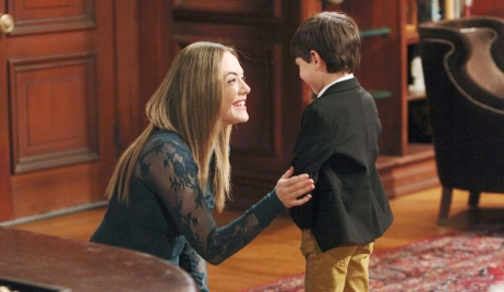 Hope and Douglas at Forrester Creations Bold and Beautiful