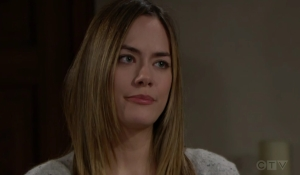 Hope reacts to Ridge accusation Bold and Beautiful