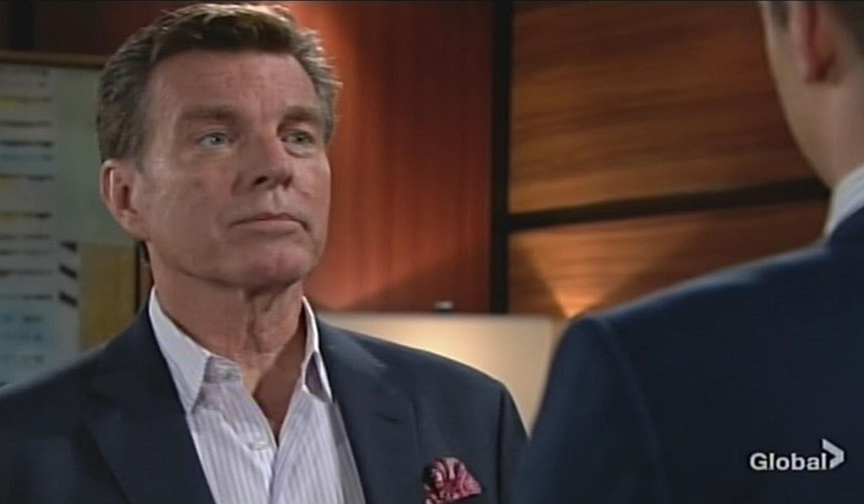 Jack announcement Young and Restless