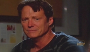 Jack in tears Days of our Lives