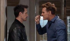 Jax furious with Nikolas on General Hospital