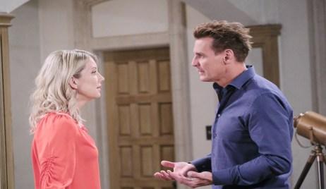 Nina argues with Jax General Hospital