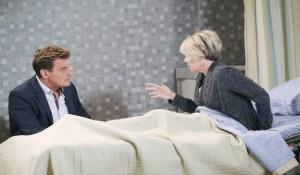 Jax pays Ava a visit General Hospital
