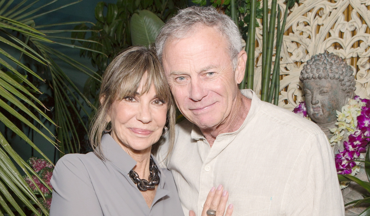 Jill and Colin Young and Restless