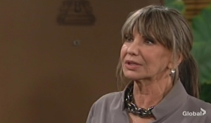 Jill questions Cane Young and Restless