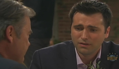 Justin Sonny mourn Adrienne Days of our Lives