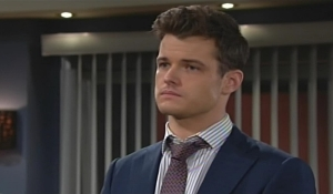 Kyle reacts to Jack's news Young and Restless