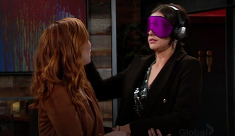 Marian Tessa surprise Young and Restless