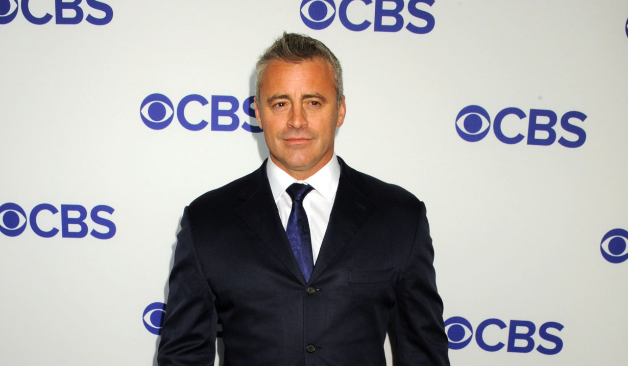 Matt LeBlanc from Friends