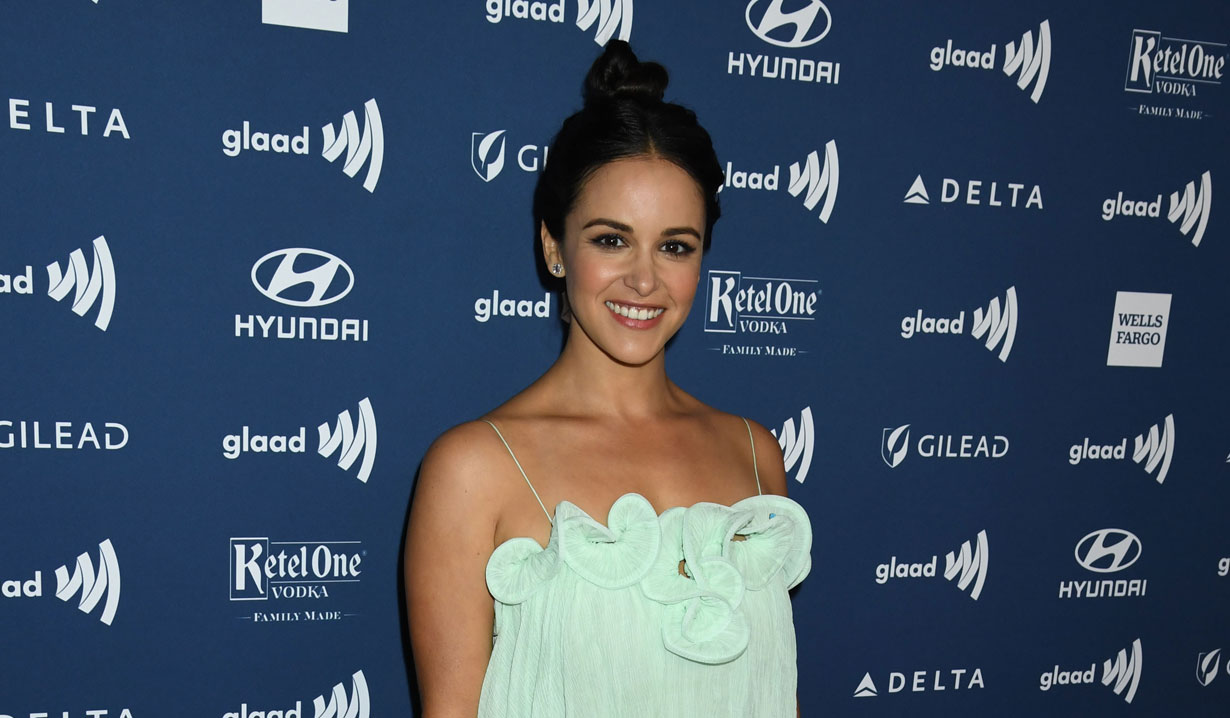 Melissa Fumero from One Life to Live