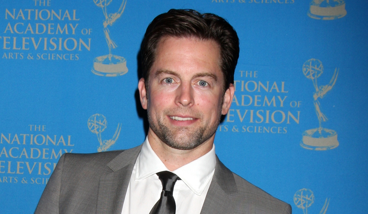 Michael Muhney short film Young and Restless