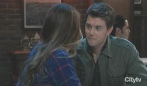 Michael asks Sasha to stay General Hospital