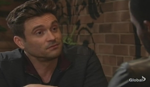 Nate warns Cane Young and Restless