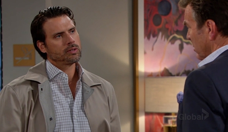 Nick and Jack discuss campaign Young and Restless