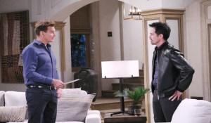 Nikolas argues with Jax General Hospital