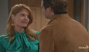Phyllis questions Chance Young and Restless