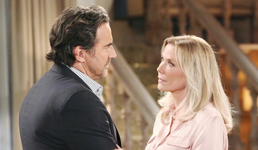 Ridge and Brooke face divorce Bold and Beautiful