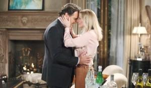 Ridge and Brooke embrace Bold and Beautiful