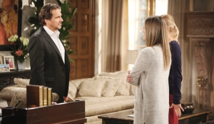 Ridge confronts Brooke and Hope Bold and Beautiful