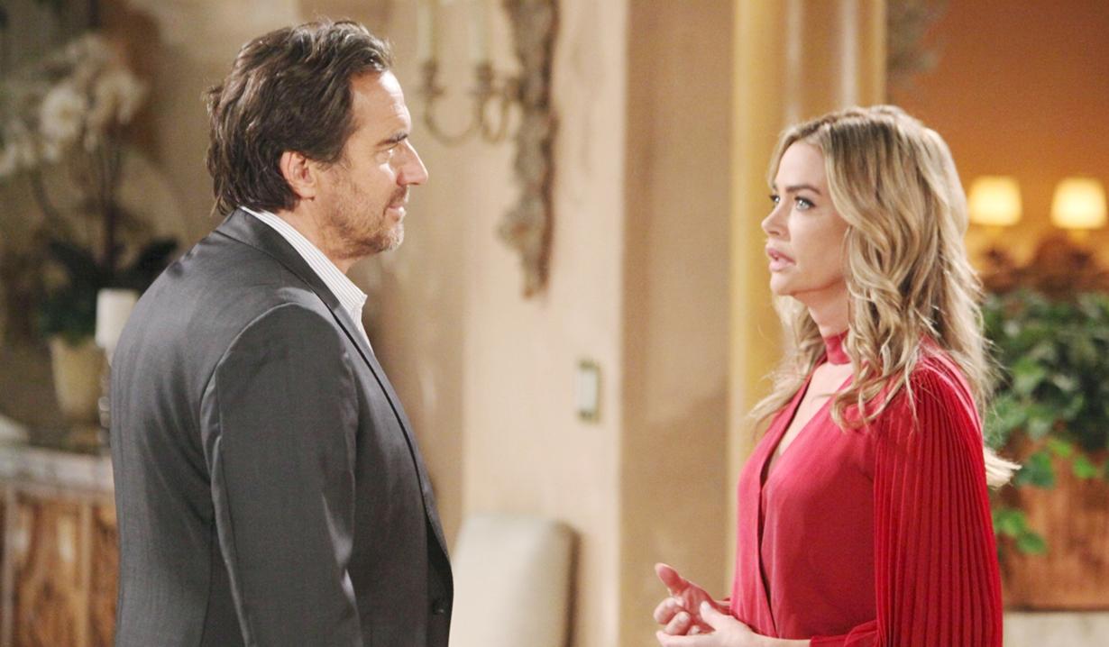 Ridge asks Shauna to stay Bold and Beautiful