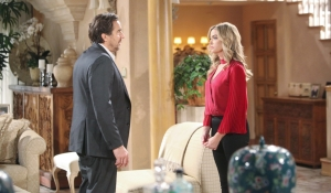 Ridge tells Shauna marriage over Bold and Beautiful