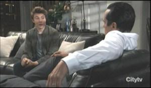 Sonny gives Cam advice General Hospital