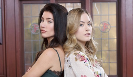 Steffy fears Hope is too obsessed with Douglas on Bold and Beautiful